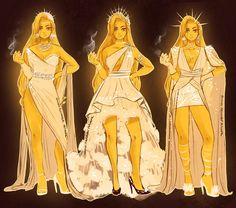 Greek Mythology Gods, Greek Gods And Goddesses, Character Art, Character Design, Hades And Persephone, Lore Olympus, Goddess Art, Percy Jackson, Cute Art
