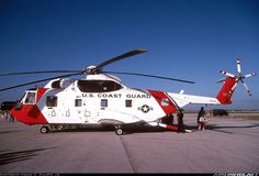 Sikorsky HH-3F Pelican (S-61R)