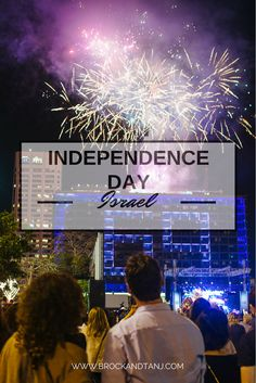 Independence Day in Tel Aviv, Israel