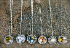 Nest Necklaces