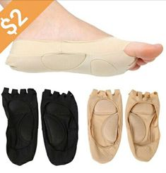 Health Foot Care Massage Toe Socks Five Fingers Toes Compression Socks Arch Support Relieve Foot Pain Socks Hot - Open Toe Socks, Gel Toes, Yoga Socks, Pilates Socks, Five Fingers, Yoga Gym, Foot Pain, Feet Care, Wedding Shoes