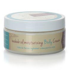 Baobab Oil Moisturizing Body Cream