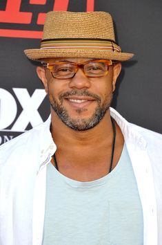 Rockmond Dunbar Photos - Actor Rockmond Dunbar attends the FYC Event for Fox's at Saban Media Center on June 2018 in North Hollywood, California. - FYC Event For Fox's - Arrivals North Hollywood, Hollywood California, Rockmond Dunbar, Dream Man, Director, Media Center, Character Inspiration, Actors, Movies