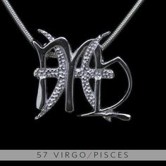 Possible combination for my Pisces Virgo tattoo.