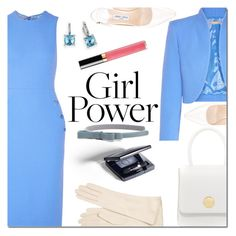 """What's Your Power Look?"" by danielle-487 ❤ liked on Polyvore featuring Michael Kors, Jimmy Choo, Mansur Gavriel and MyPowerLook"