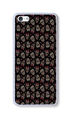 Phone Case Custom iPhone 5C TPU Phone Case Halloween Skull Bow White Soft Cover Case for Apple iPhone 5C Phone Case Custom http://www.amazon.com/dp/B016OEZPAA/ref=cm_sw_r_pi_dp_crFiwb10QVEW3