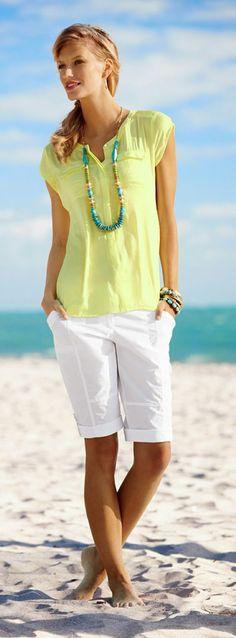 Farb- und Stilberatung mit www.farben-reich.com - Summer Fashion