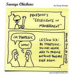 Yup Management Speak made easy