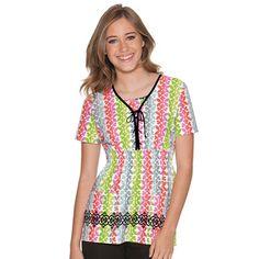 Cute  top! #fashion #scrubs