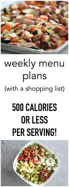 get a healthy menu plan filled with recipes your family will actually eat and