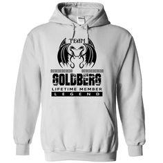 (Tshirt Top Tshirt Design) 01-04 Team GOLDBERG Lifetime Member Legend Discount Hot Hoodies Tees Shirts