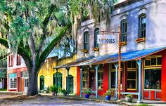 ...Micanopy, FL - the town that time forgot.....