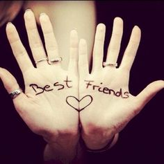 Open Letter To My Ex-Best Friend. I can honestly say thank you to my ex best friend for two reasons one being you are the reason I am friends with my best friend now and you made me realize that I don't need to be a follower of someone. Sometimes I can be the leader