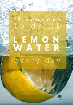 Healthy Living Why You Should Drink Lemon Water Every Day - I promise a few of these will totally surprise you! - I have found that one of the best things I can do for my body each day is to drink a glass of warm lemon water before I do anything. Detox Drinks, Healthy Drinks, Healthy Habits, Healthy Tips, Healthy Choices, How To Stay Healthy, Warm Lemon Water, Drinking Lemon Water, Health And Nutrition