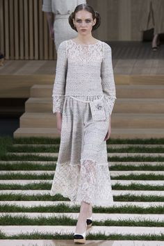 Chanel Haute Couture Spring 2016                                                                                                                                                     Mehr