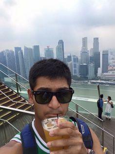 Marina Bay Sands deck