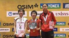 WS Final #JapanSS Akane Yamaguchi [JPN] vs [JPN] Shizuka Uchida 21-15 21-19.