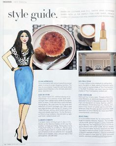 Erika Schrieber curates Luxe Magazine's Style Guide.