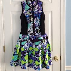 "Spotted while shopping on Poshmark: ""HP NEW ITEMPeter Pilotto Floral Dress""! #poshmark #fashion #shopping #style #Peter Pilotto #Dresses & Skirts"