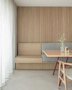Residence LC is a minimalist home located in Knokke, Belgium, designed by Nils Van der Celen Decor, Furniture, Large Furniture, Interior, Home Decor, House Interior, Interior Design, Minimalist Home, Furniture Design