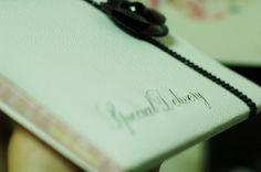 포토북 포장- 간단하지만 고급스러운 책포장 :: 예쁜것은 다좋아 ( All about Sweet ♡ )