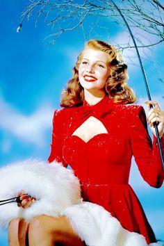 Rita Hayworth c. 1940s