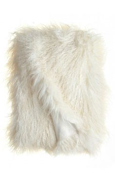 tibetan goat rug.  calypso st. barth.