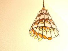 creator: glassMA| [ Creema ]ペンダントライト 葉翔