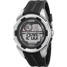 7809560b41c Relógio Masculino Digital Speedo 65034G0EBNP1 Esportivo