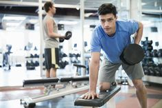 Get a great muscle building workout in less time with one set training from your About Exercise Guide