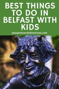 Learn about the best things to do in Belfast with kids in this post, including visiting Titanic, Belfast Castle and more. With some helpful hints and tips for visiting the city with kids, this is your mini guide to the capital of Northern Ireland Europe Destinations, Europe Travel Guide, Travel Guides, Travel With Kids, Family Travel, Ireland With Kids, Belfast Castle, Belfast Ireland, Ireland Travel