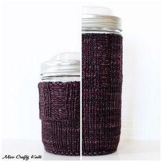 Mason Jar Cozy - Convertible Collage