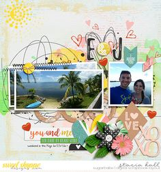 I Adore You by Studio Basic Designs and Digital Scrapbook Ingredients; Make Your Mark 3 by Captivated Visions