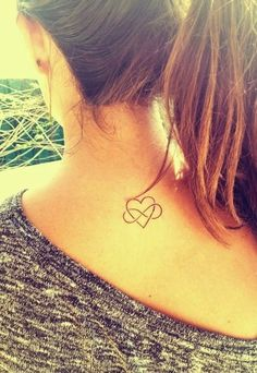 50 Best Neck Tattoo Ideas for Girls: 2015 | http://buzz16.com/best-neck-tattoo-ideas-for-girls/