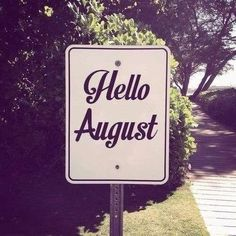 Hello August, please be kind ! #summer #august2013