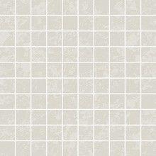 Opoczno Equinox White Square Mozaika 29x29 - Płytki ścienne
