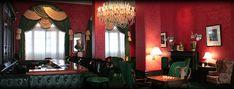 Lobby Bar at The Greenbrier, where I'm celebrating my 60th birthday!