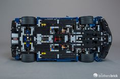 Lego Racers, Bugatti Chiron, The Brethren, Lego Moc, Lego Technic, Lego Sets, Supercar, Brick, Luxury