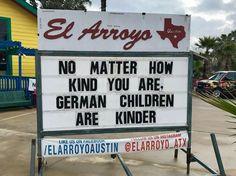 Lolllll bc children in German is Kinder