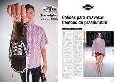 Marta Serrano: - Diseño Editorial ( Revista - Periódico) - The Originals, Design, Journals, Design Comics