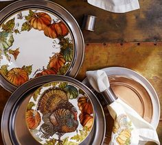 1000 Ideas About Thanksgiving Dinnerware On Pinterest Fall Dining Table F