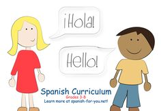 FREE Spanish Mini-Lessons for kids grades 3-8. Fun and easy-to-do, these mini-lessons take advantage of using simple activities that kids enjoy to help them learn things like the alphabet, colors and numbers, commands, and more. There's even a cute Fill Your Backpack game to learn vocabulary before starting school. Enjoy!