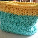 Star Stitch Coin Purse: (crochet) You can make a buttoned flap version or a larger one with a zipped top.