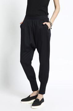 Medicine - Spodnie Decadent kolor czarny RS16-SPD800 - oficjalny sklep MEDICINE online