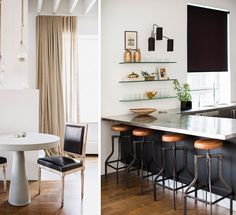 Right Hand Side - Rustic modern - the only kind I like - nate-berkus-kitchen