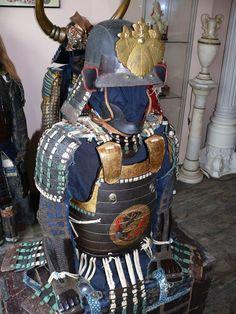 Particular Tosei Gusoku armor, Samurai armor! Samurai Armor, Warfare, Fantasy Characters, Armour, Peeps, Oriental, Survival, Japanese, History