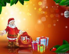 Santa and Xmas Gifts