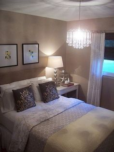 A Small Bedroom Doesnu0027t Have To Be Boring. Here Youu0027ll Find Several Small  Bedroom Decorating Ideas That Will Add Great Style To Your Bedroom.