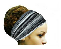Check out this item in my Etsy shop https://www.etsy.com/listing/519675356/dreadlock-accessories-gray-shades