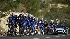 Etixx-Quick.Step  (Belga) Etixx-Quick.Step veut faire mouche avec 30 coureurs de 13 nations - Etixx-Quick.Step a présenté son équipe pour 2016 à Calpe en Espagne. Les noms internationaux à relever sont Marcel Kittel, Bob Jungels, Daniel Martin, Fernando...